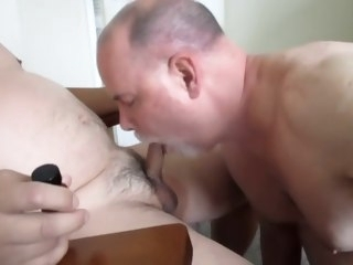 str8 Str8 Dom Master Delivers More Than A Mouthful. dom