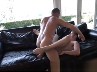 muscle Muscle Daddy and Jock bareback fuck daddy