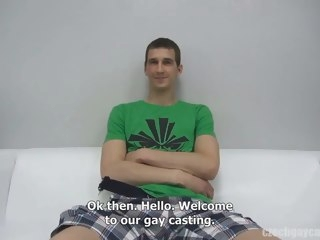 casting CASTING GAY TCHÈQUE - LUKAS (7702) gay