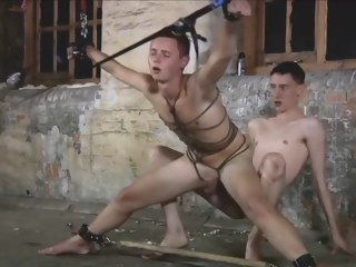 bound Hot Bound Boy Was Fucked fucked