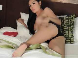 super Super Cute Teenager Pi Ladyboy cute